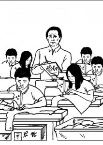 coloring page Professions (15)