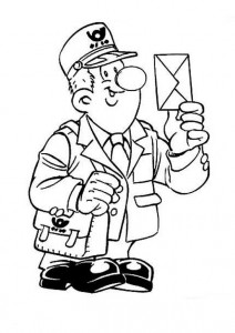 coloring page Professions (19)