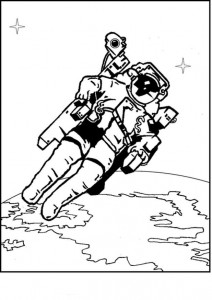 coloring page Professions (25)