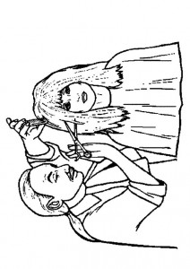 coloring page Professions (29)
