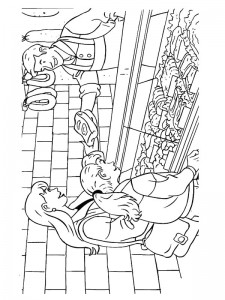 coloring page Professions (30)