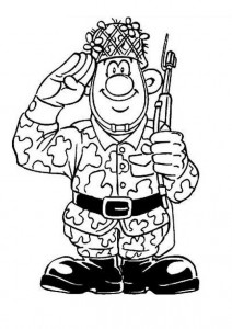 coloring page Professions (32)