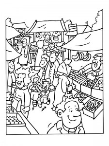 coloring page Professions (33)