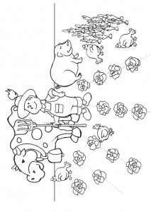coloring page Professions (35)