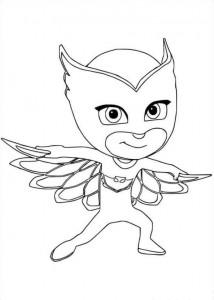 bibou coloring page
