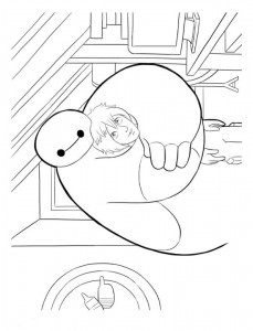 coloring page big-hero-6 (6)