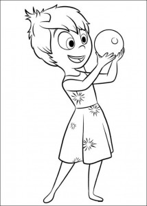 coloring page Inside Out (Insideout) (11)