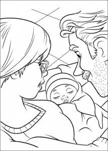 coloring page Inside Out (Insideout) (5)