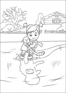 coloring page Inside Out (Insideout) (7)