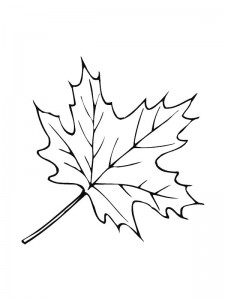 coloring page Leaves (22)