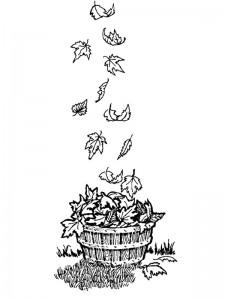 målarbok Löv (40)