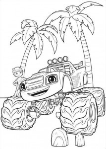 blaze-and-monster-wheels-06 coloring page