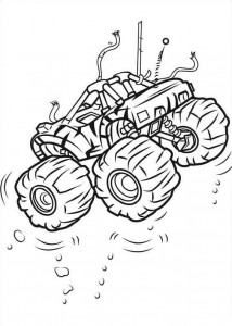 blaze-and-monster-wheels-09 coloring page