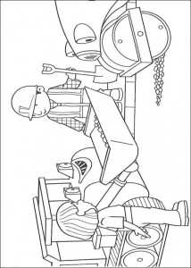 coloring page Bob the Builder (11)