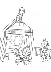 coloring page Bob the Builder (21)