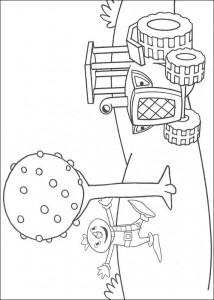 coloring page Bob the Builder (22)