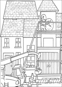 coloring page Bob the Builder (24)