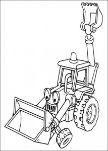 coloring page Bob the Builder (26)