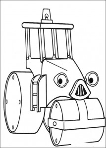 coloring page Bob the Builder (27)