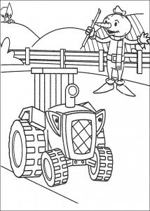 coloring page Bob the Builder (32)
