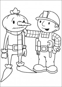 coloring page Bob the Builder (33)