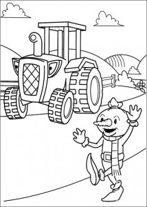 coloring page Bob the Builder (34)