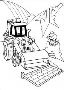 målarbok Bob the Builder (37)