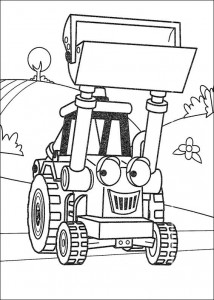 coloring page Bob the Builder (38)