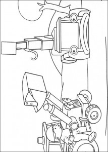 coloring page Bob the Builder (7)