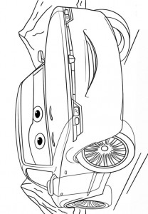 bob sterling coloring page