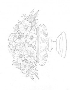 coloring page Bouquets (19)