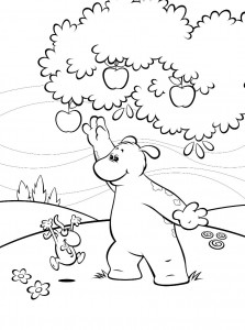 coloring page Bol and Smik (1)