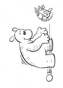 coloring page Bol and Smik (13)