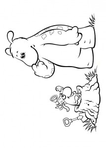 coloring page Bol and Smik (14)