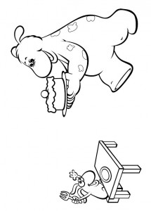 coloring page Bol and Smik (16)