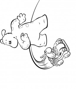 coloring page Bol and Smik (2)