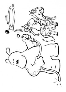 coloring page Bol and Smik (3)
