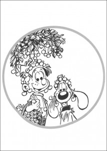 coloring page Bollie and Billie (3)