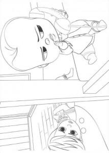 Dibujo para colorear jefe-bebé-03