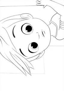 Dibujo para colorear jefe-bebé-15