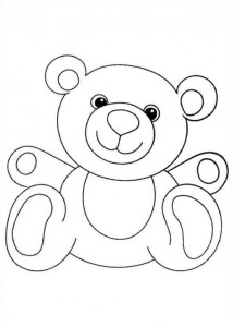 Dibujo para colorear jefe-bebé-22