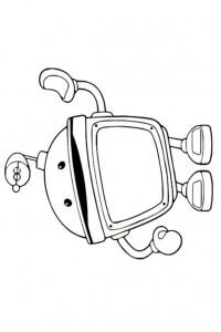 målarbok Bot 2