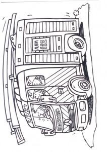 målarbok Brandmotor (1)