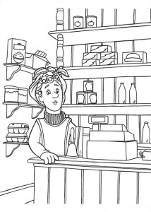 coloring page Brannmann Sam (12)
