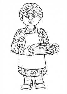 coloring page Brannmann Sam (13)