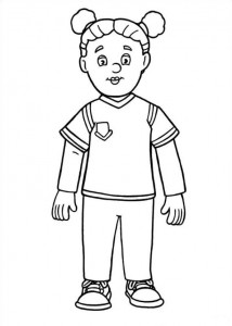 coloring page Brannmann Sam (19)
