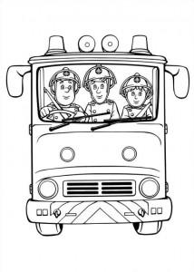 coloring page Fireman Sam (23)