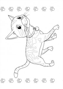 coloring page Brannmann Sam (37)