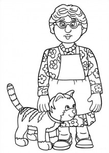 coloring page Brannmann Sam (7)