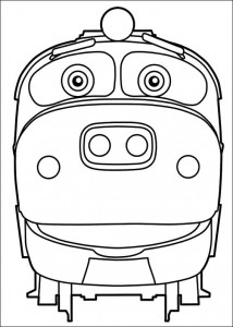 coloring page Brewster